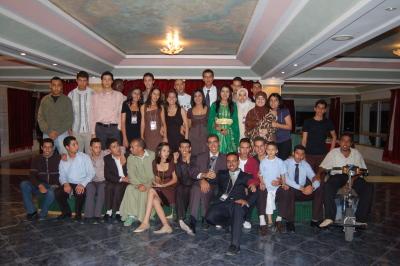 Le comité organisateur du GNU/Linux Days 2008 (Agadir, Maroc)