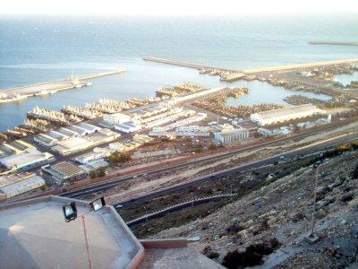 Petite photo prise à Oufella (à Agadir, Maroc). Jolie vue ! On y est allé après les conférences du GNU/Linux Days 2008