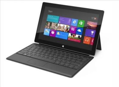 Office Windows 8 Tablette
