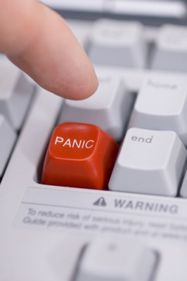 panic-button-chrome