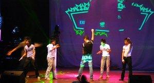 Danseurs au Maroc Blog Awards 2008
