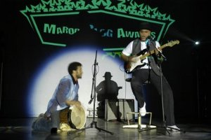 Chanteur et blogueur dans le Maroc Blog Awards 2008