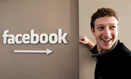Mark Zuckerberg, le créateur de Facebook
