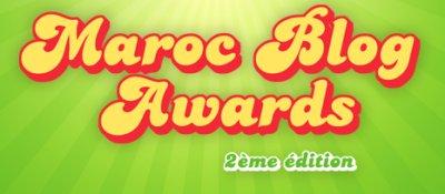 Maroc Blog Awards 2009, 2ème édition