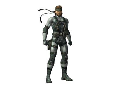 Snake Solid (du jeu vidéo Metal Gear)