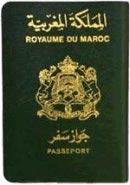 Passeport Marocain (Royaume du Maroc)